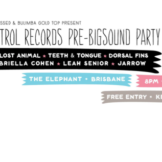 Come to our BIGSOUND party!