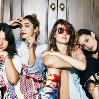 Warpaint 'Heads Up' out now!