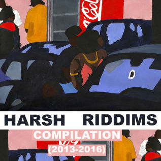 Harsh Riddims 2013 – 2016 Compilation Out 4th November