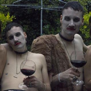 Watch – friendships 'Spit::Flesh::Splinter' ft. HABITS