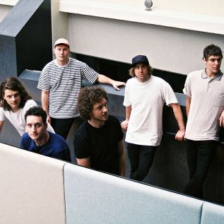 Dorsal Fins announce album tour dates