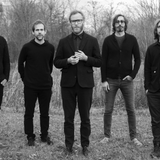 Watch – The National 'Dark Side Of The Gym'