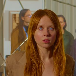 Holly Herndon shares 'Frontier'