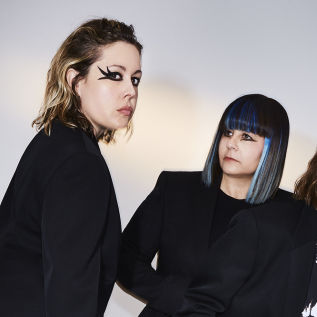 Sleater-Kinney share 'The Center Won't Hold'