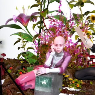 Grimes new album Miss Anthropocene out now