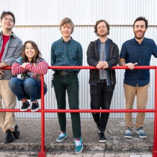 Pinegrove release climate crisis inspired single 'Orange'